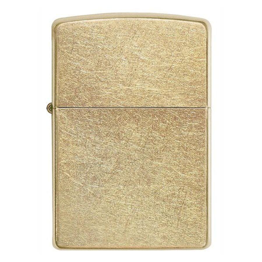 Zippo Classic Gold Dust 207G Xi Bụi Vàng Chính Hãng