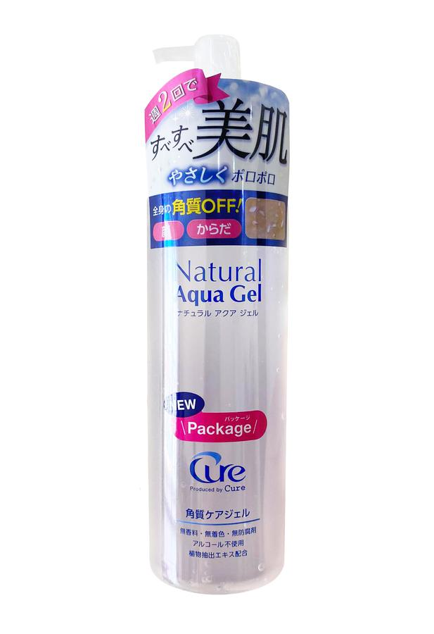 Tẩy Da Ch.ết Cure Natural Aqua Gel