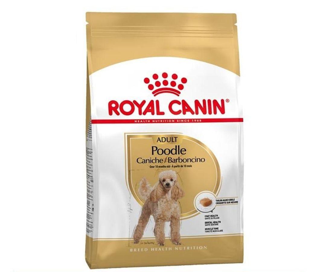 Thức Ăn Hạt Cho Chó Royal Canin Poodle Adult Trên 10 Tháng