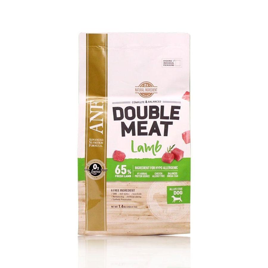 Thức Ăn Hạt Cho Chó ANF Double Meat Gấp Đôi Thịt Tươi Vị Cừu