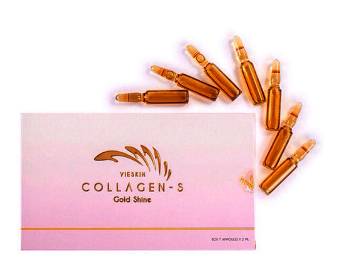 Tinh Chất Hỗ Trợ Dưỡng Đẹp Da Mờ Nhăn Vieskin Collagen S