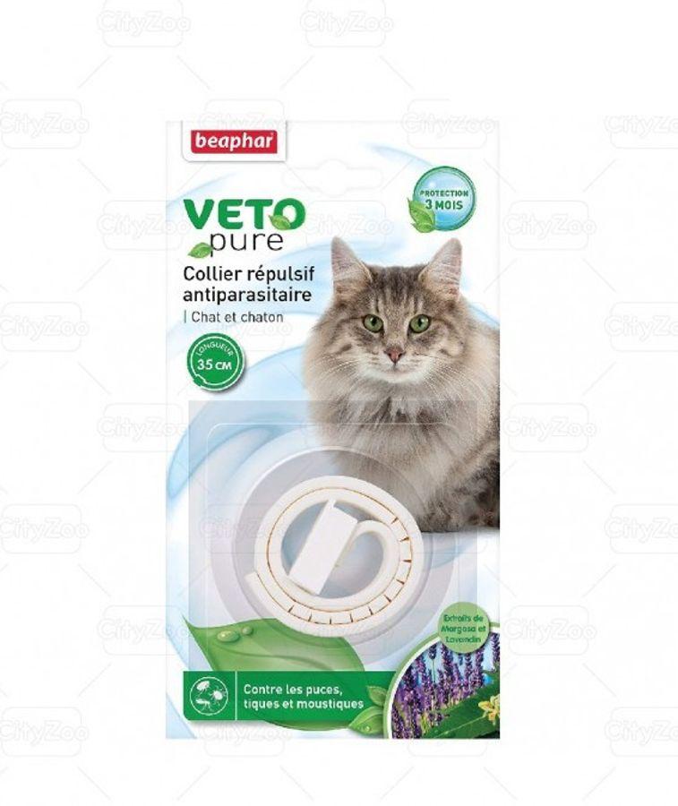 Vòng Cổ  Veto  Ngừa Ve Dành Cho Mèo