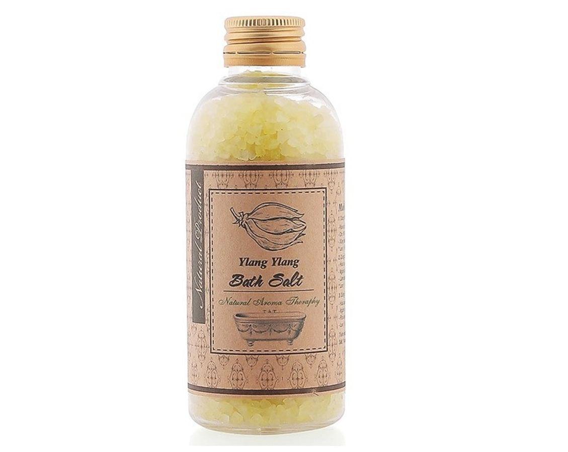 Muối Ngâm Chân Thư Giãn Hương Ngọc Lan Ecolife Balt Salt Ylang