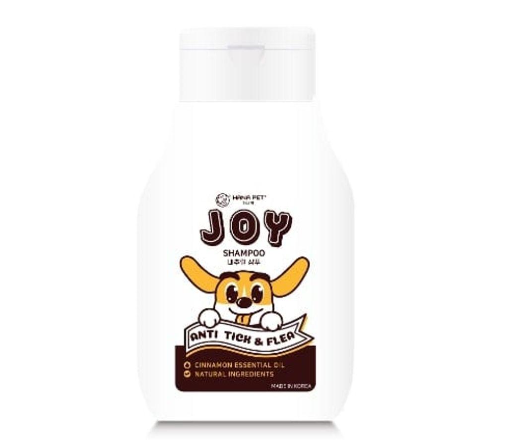 Sữa Tắm Hana Pet JOY Chống Ve Rận Anti Tick & Flea Cho Chó