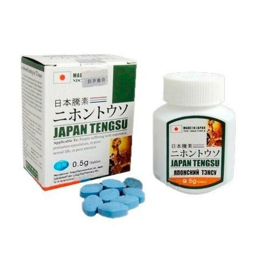 Hỗ Trợ Tăng Cường Sinh Lý Nam Japan Tengsu Nhật Bản