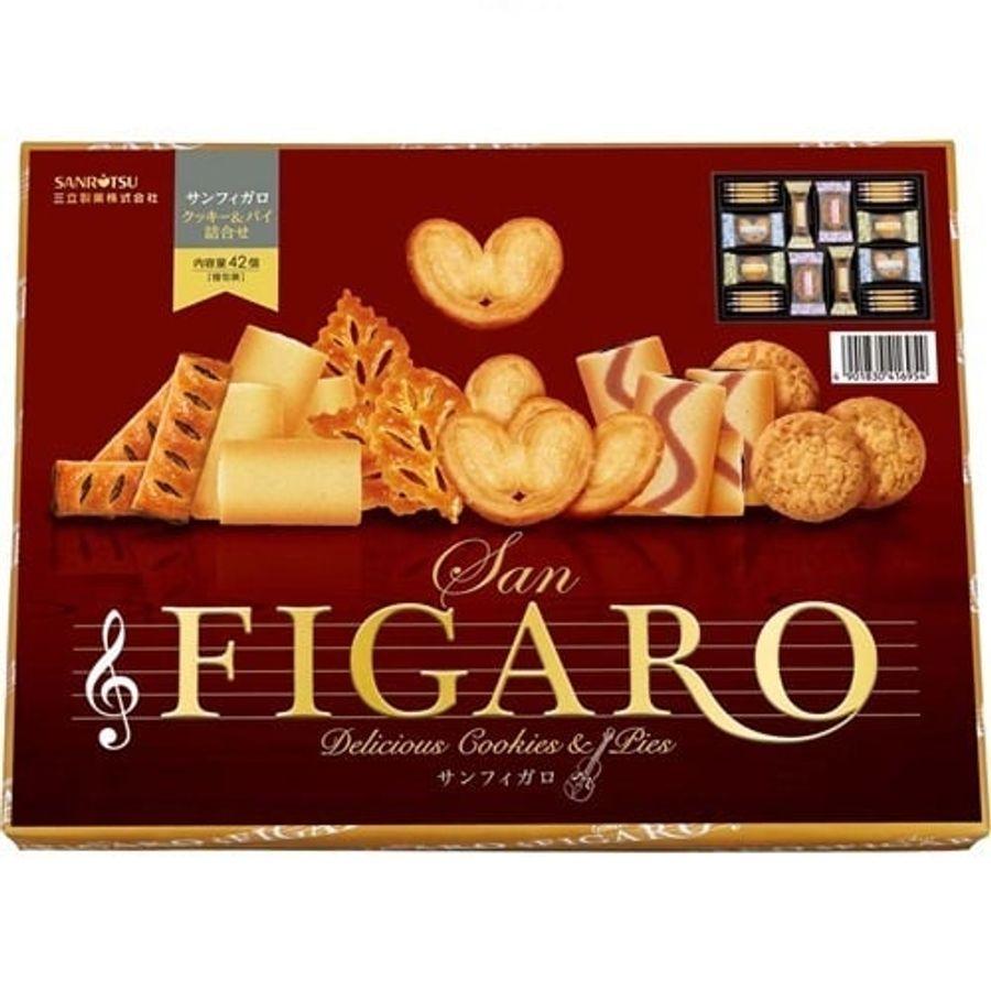 Bánh Quy Cao Cấp San Figaro Nhiều Vị