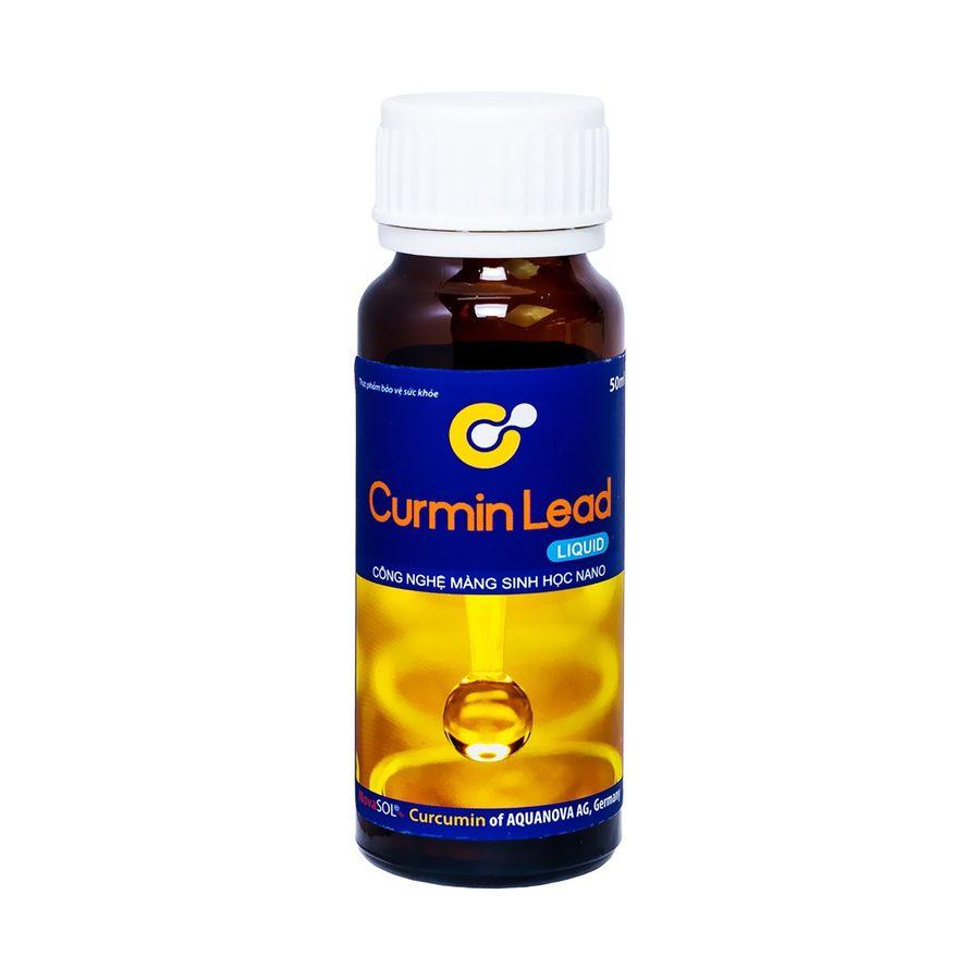 Nước Uống Tinh Chất Nghệ Curmin Lead Liquid 50ml