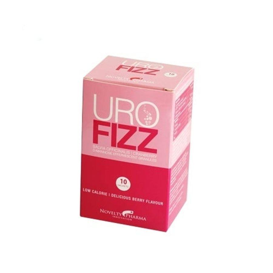 Bột Uống Uro Fizz Hỗ Trợ Đường Tiết Niệu