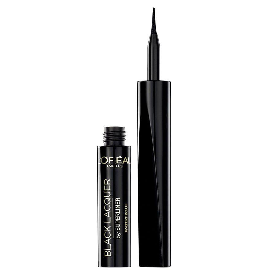 Bút Nước Kẻ Mắt Lâu Trôi L'Oreal Super Liner Black Lacquer