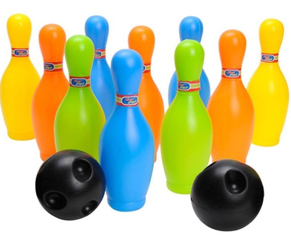 Đồ Chơi Bowling BBT Global 11881L 10 Trái Cho Bé