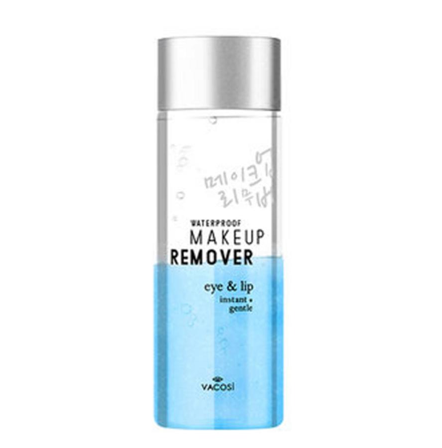 Tẩy Trang Mắt Môi Vacosi MakeUp Remover Êm Dịu