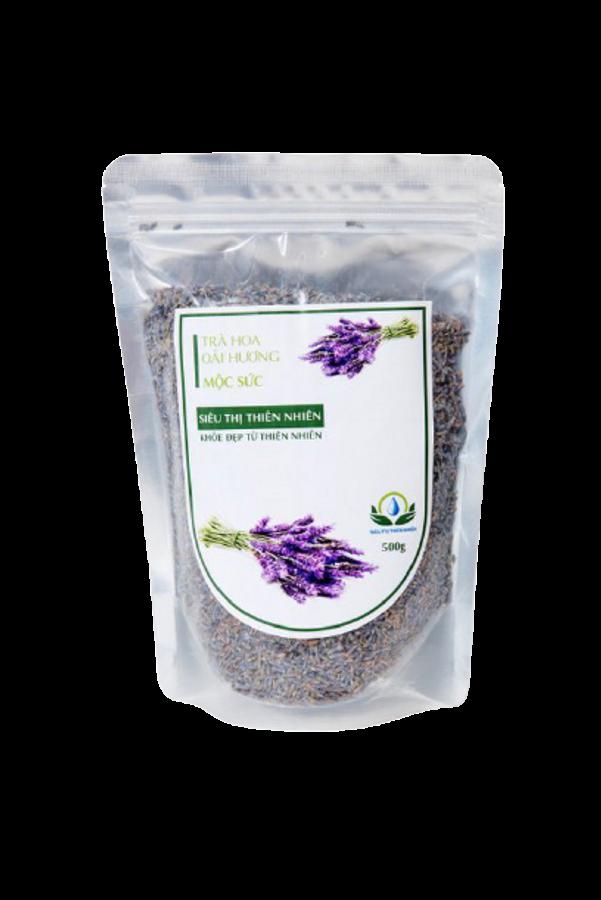 Trà Hoa Oải Hương Sấy Khô Mộc Sắc, Trà Hoa Lavender