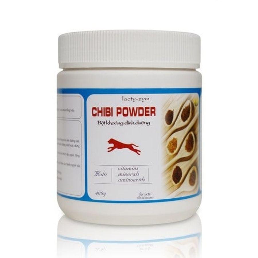 Bột Khoáng Dinh Dưỡng Cao Cấp Chibi Powder Cho Chó