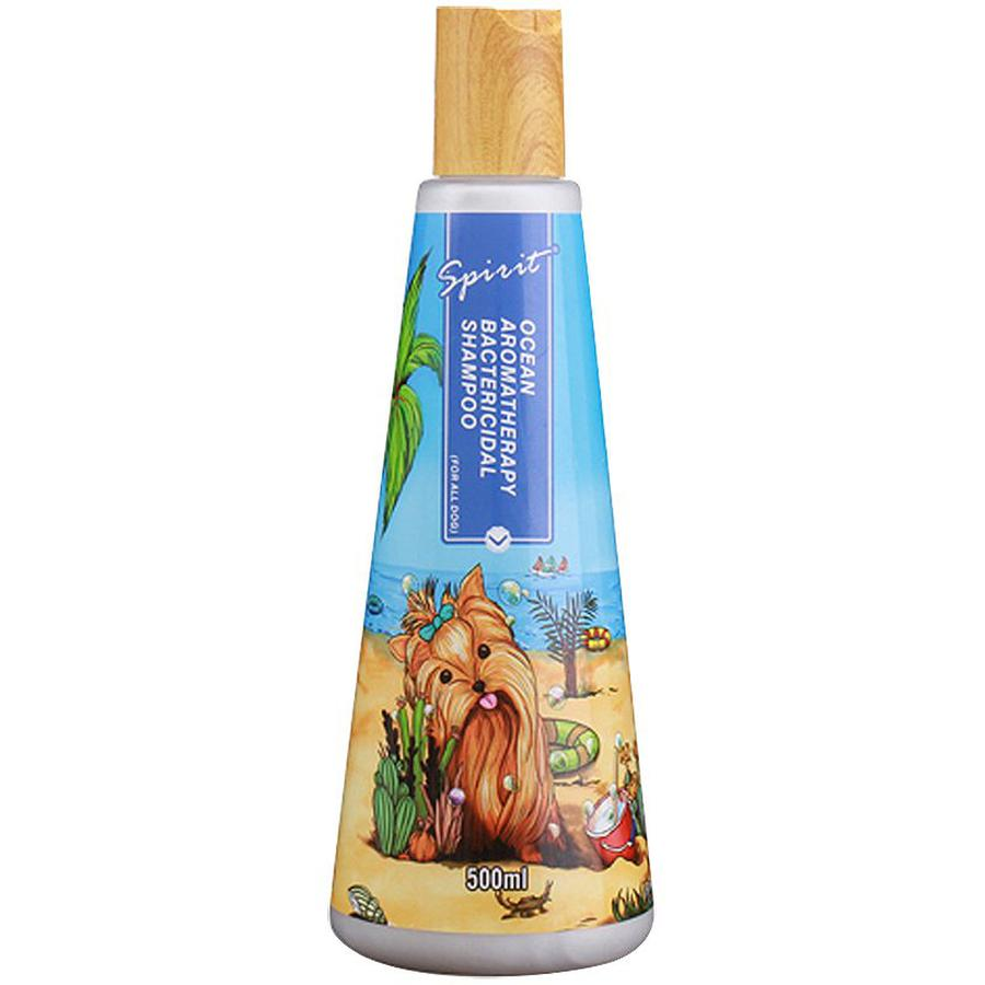 Sữa Tắm Nước Hoa Spirit Cho Chó Theo Loại Lông