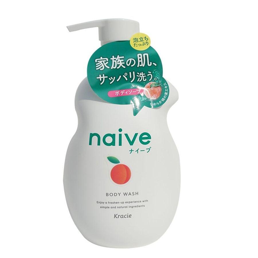 Sữa Tắm Naive Kracie Nhật Bản