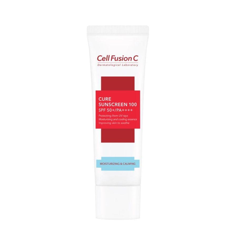 Kem Chống Nắng Dưỡng Ẩm Cell Fusion C Cure Sunscreen