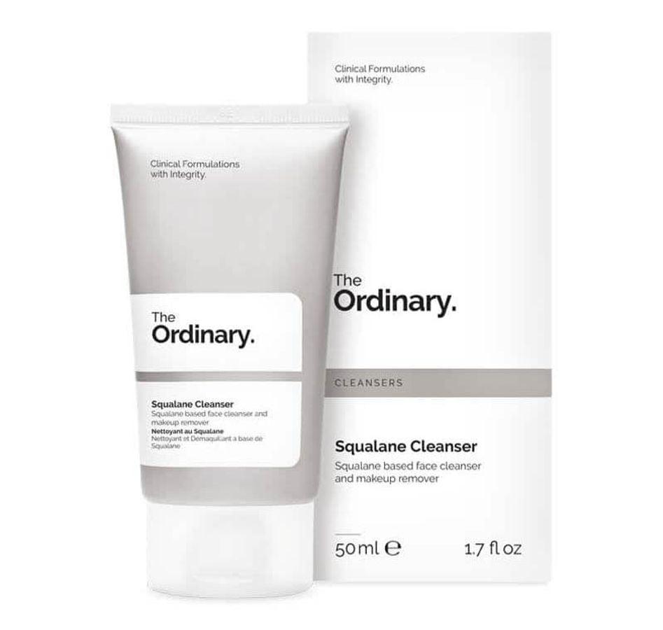 Sữa Rửa Mặt Tẩy Trang The Ordinary Squalane Cleanser
