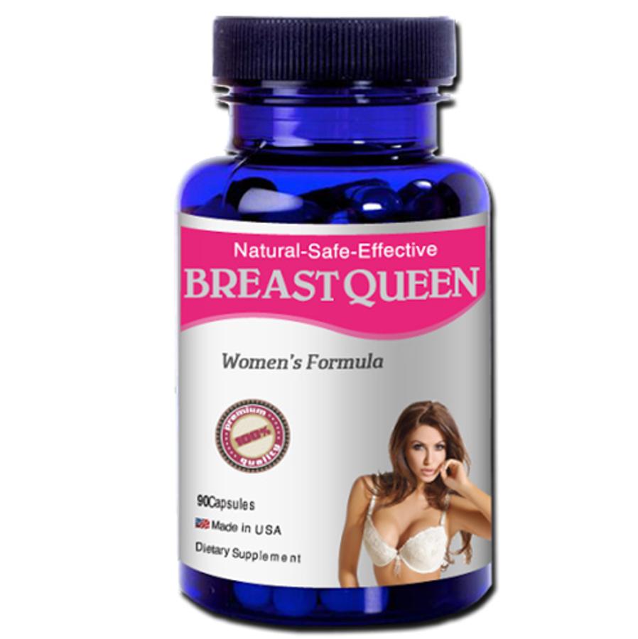 Viên Uống Nở Ngực Breast Queen Của Mỹ