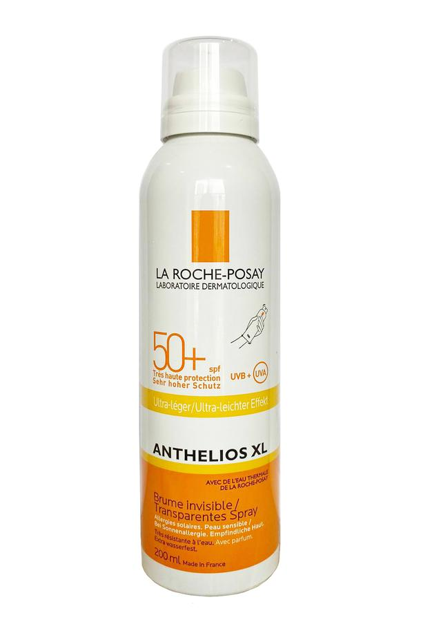 Xịt Chống Nắng La Roche-Posay Anthelios XL Ultra- Light SPF50