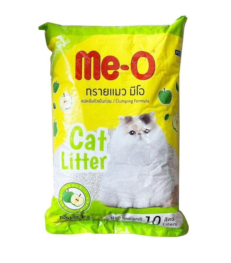 Cát Vệ Sinh Cho Mèo Me-O Cat Litter Apple Scent