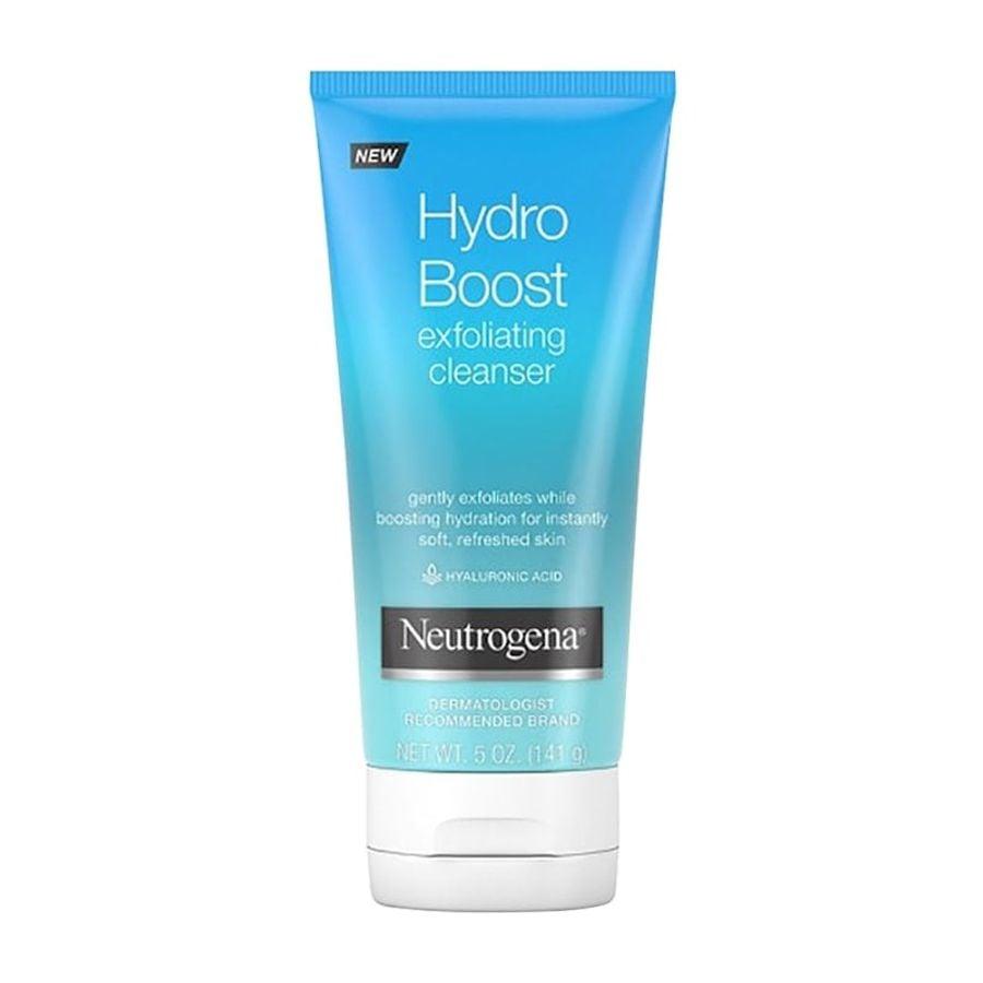 Sữa Rửa Mặt Cấp Ẩm Neutrogena Hydro Boost Exfoliating Cleanser