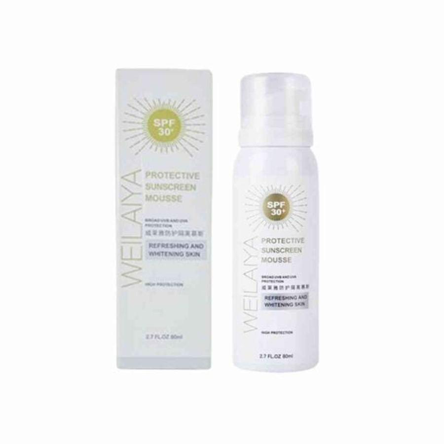 Bọt Chống Nắng Trắng Da Weilaiya Protective Sunscreen Mousse
