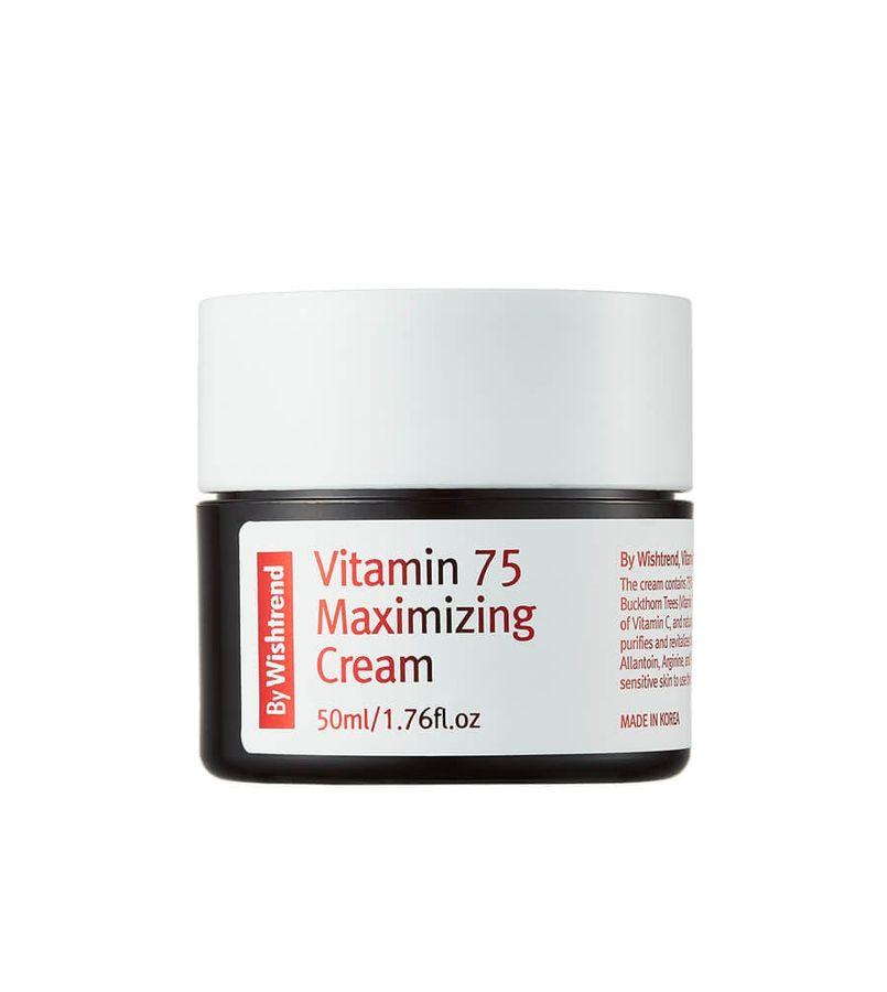 Kem Dưỡng Sáng Da By Wishtrend Vitamin 75 Maximizing Cream