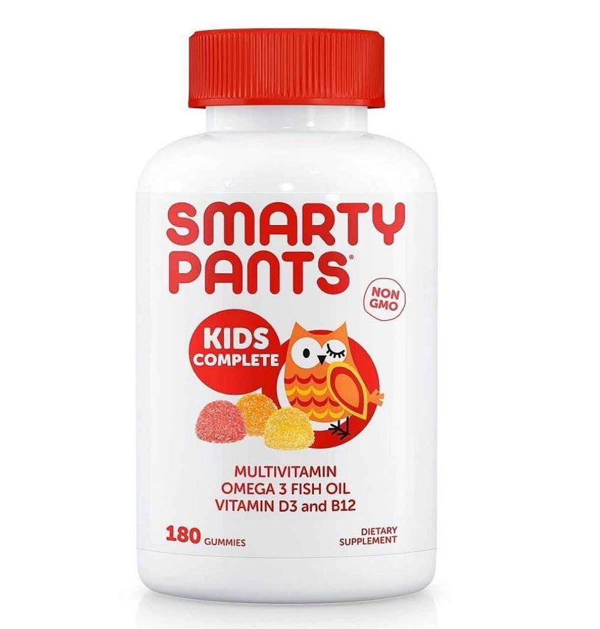Kẹo Dẻo Cho Bé Smarty Pants Multivitamin Kids Complete