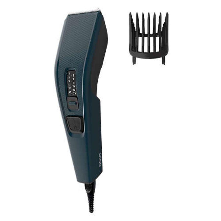 Tông Đơ Cắt Tóc Philips HC3505 Có Điều Chỉnh Độ Đầu Cắt