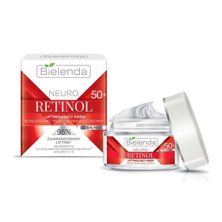 Kem Dưỡng Trẻ Hóa Da Bielenda Neuro Retinol