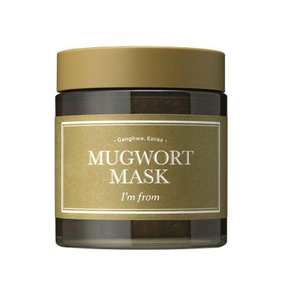 Mặt Nạ Ngải Cứu Hỗ Trợ Trị Mụn I'm From Mugwort Mask