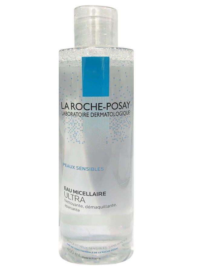 Nước Tẩy Trang La Roche-Posay Micellar Water Ultra Sensitive Skin