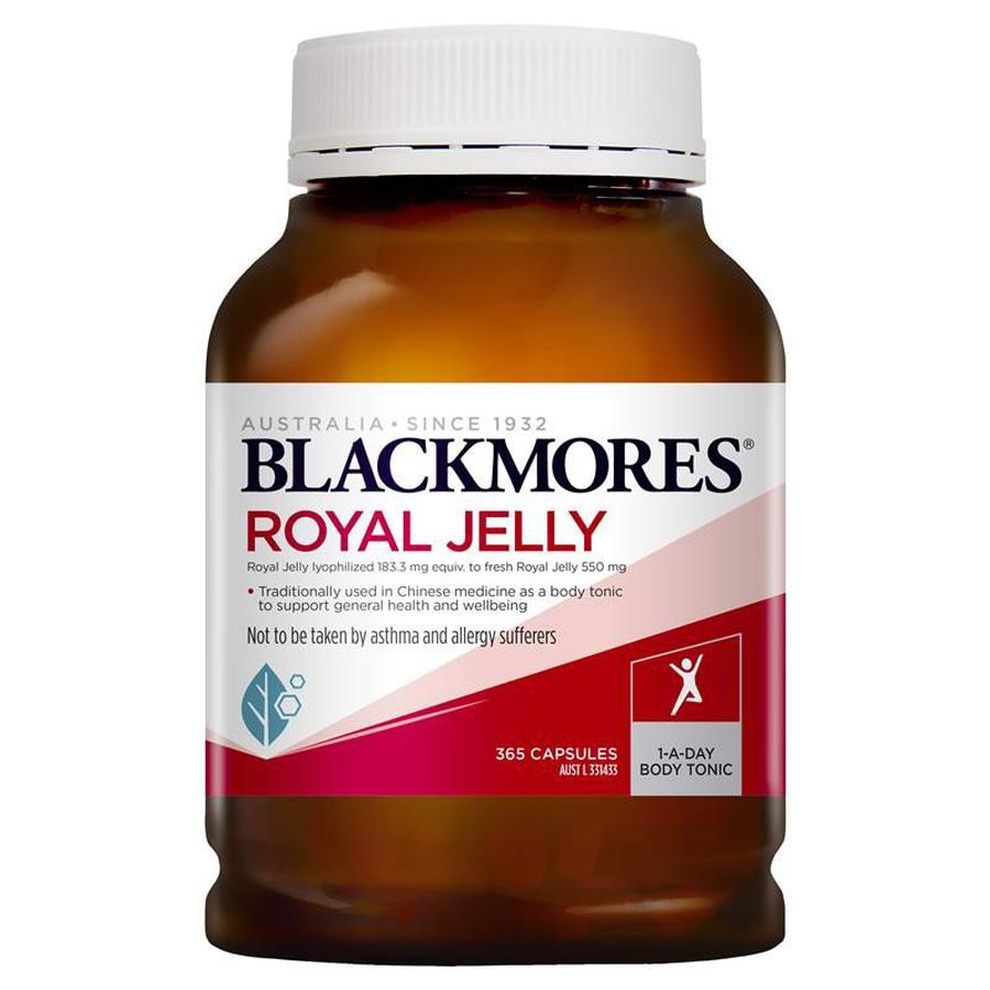 Sữa Ong Chúa Blackmores Royal Jelly Chính Hãng Úc