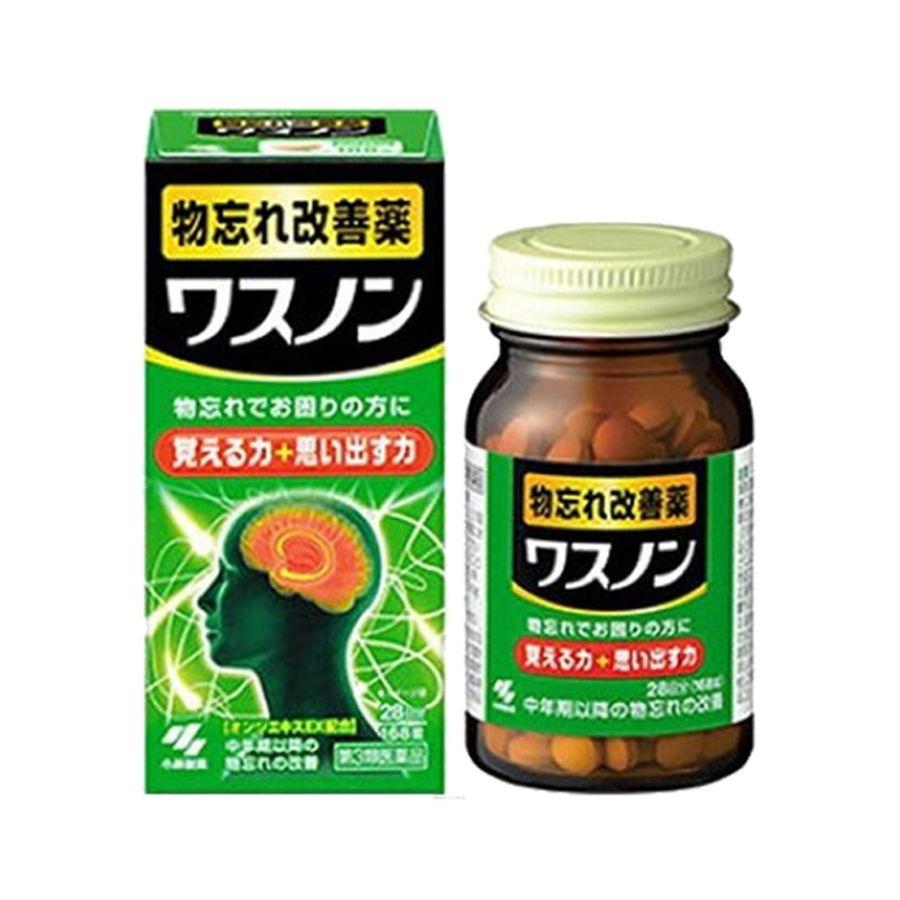 Viên Uống Hỗ Trợ Não Bộ Kobayashi Nhật Bản