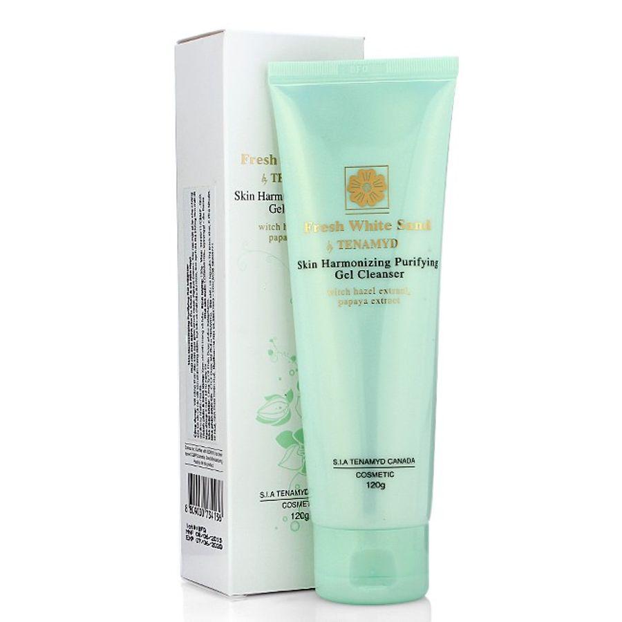 Sữa Rửa Mặt Tenamyd Fresh White Sand Skin Harmonizing Purifying Gel Cleanser 120g
