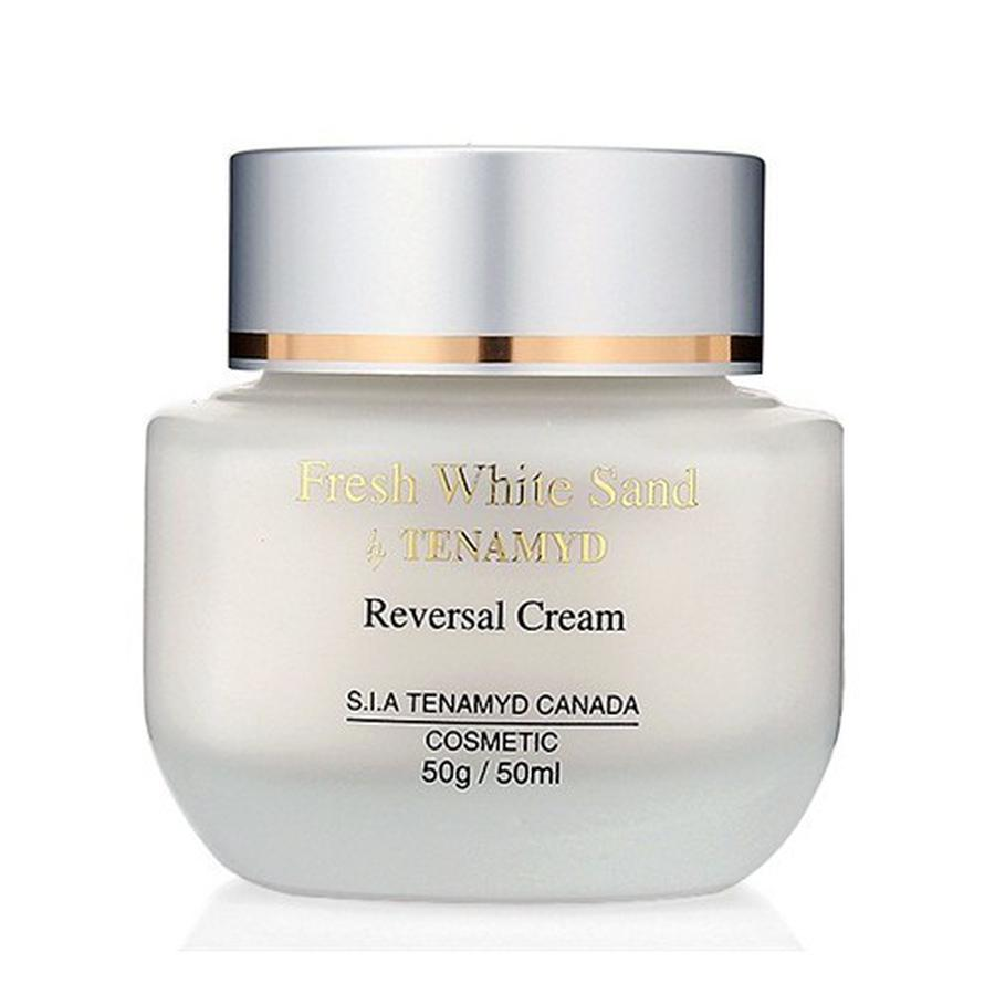 Kem Dưỡng Ban Đêm Hỗ Trợ Cải Thiện Nám, Nếp Nhăn Tenamyd Fresh White Sand Reversal Cream