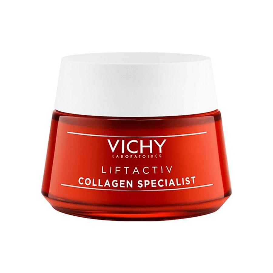 Kem Dưỡng Vichy Collagen Chuyên Biệt Dành Cho Ngày Và Đêm