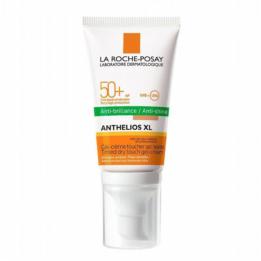 Kem Chống Nắng La Roche Posay Anthelios XL Tinted Dry Touch Gel  50ml