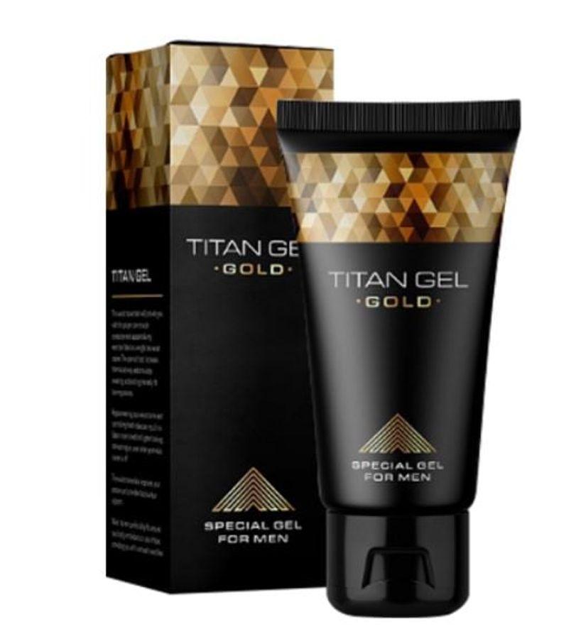 Combo 2 Hộp Titan Gel Gold Chính Hãng Của Nga