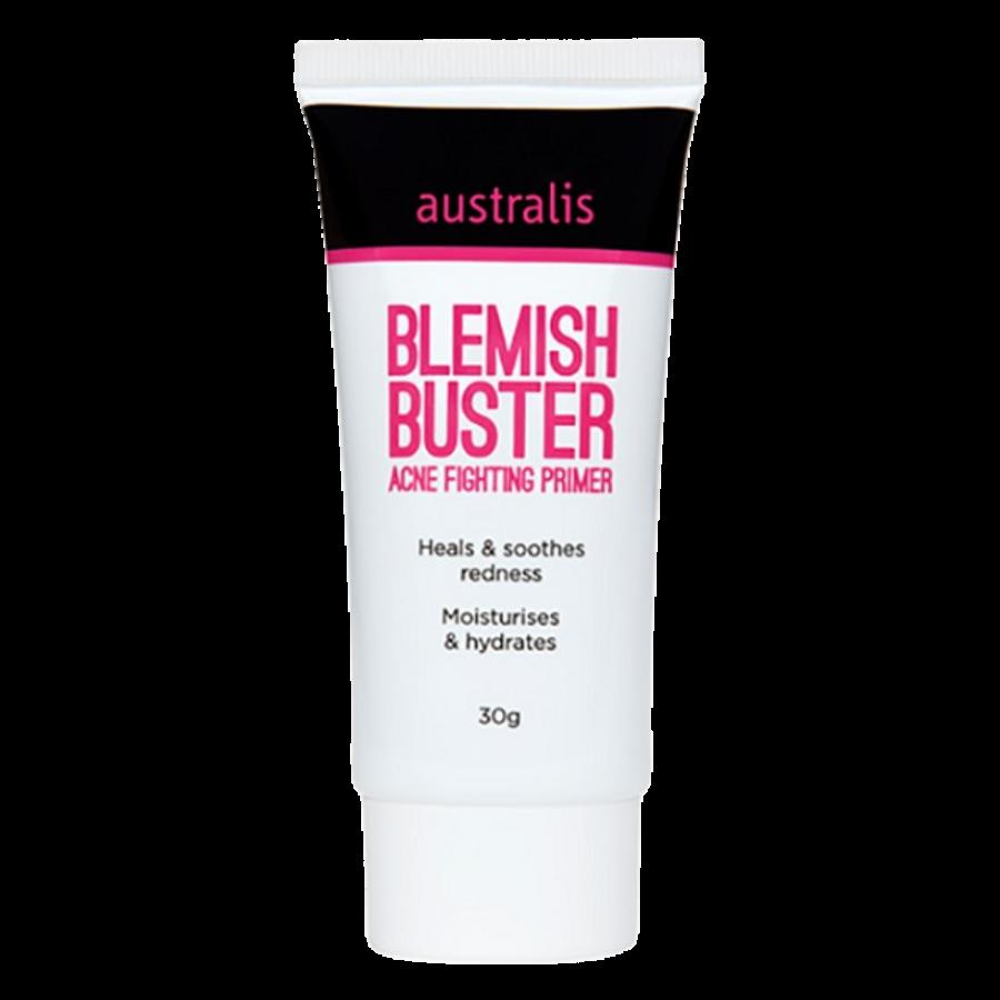 Kem Lót Hỗ Trợ Che Mụn Khuyết Điểm Primer Blemish Buster Australis 30g