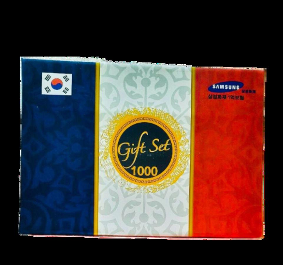 Táo Đỏ Khô Hàn Quốc Mẫu Vip Samsung 1kg
