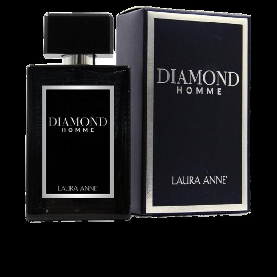 Nước Hoa Nam Laura Anne Diamond Homme Black 45ml