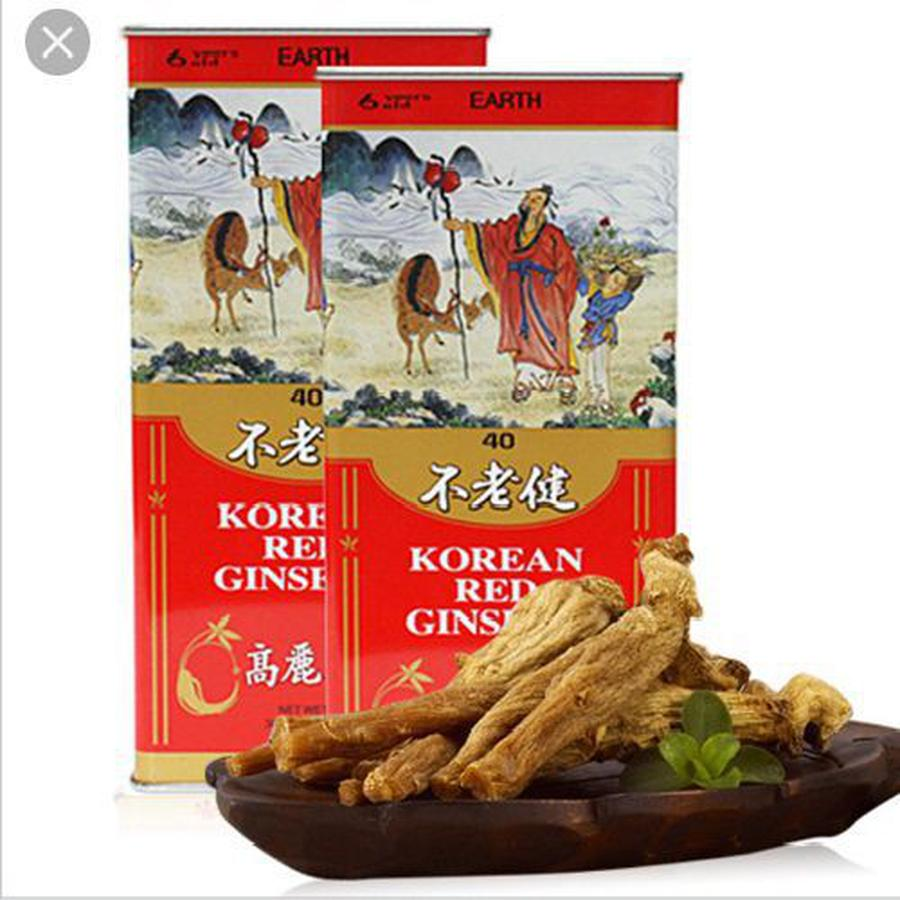Hồng Sâm Củ Khô 75gr Daedong Good Hàn Quốc