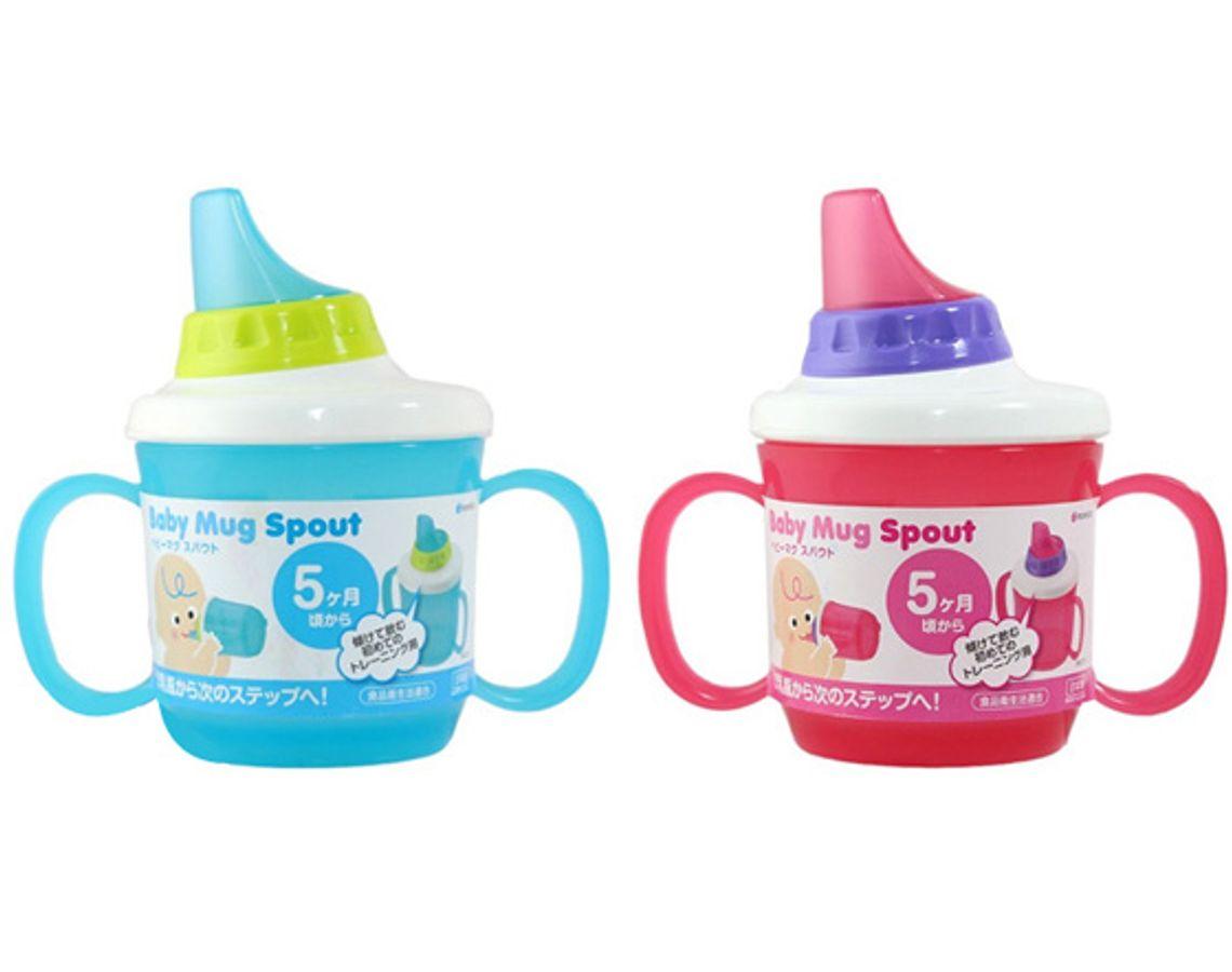 Cốc Tập Uống Baby Mug  Nhật