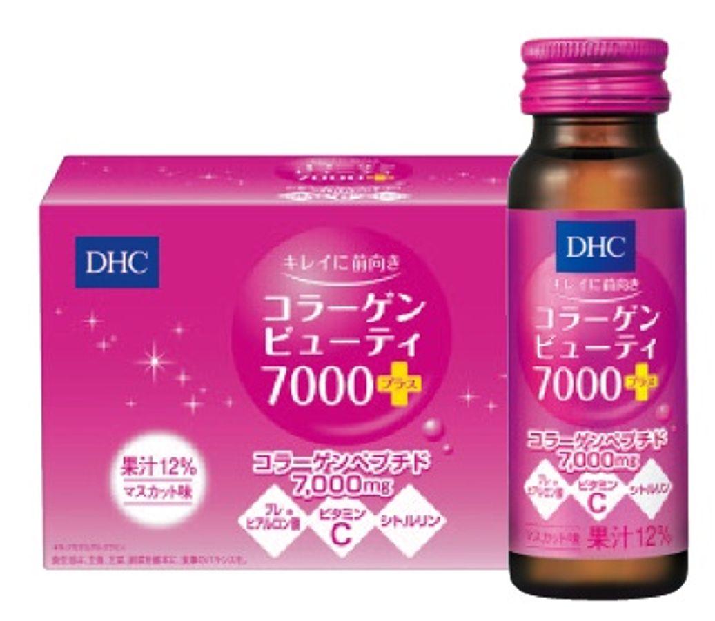 Collagen DHC Beauty 7000 + Dạng Nước Của Nhật