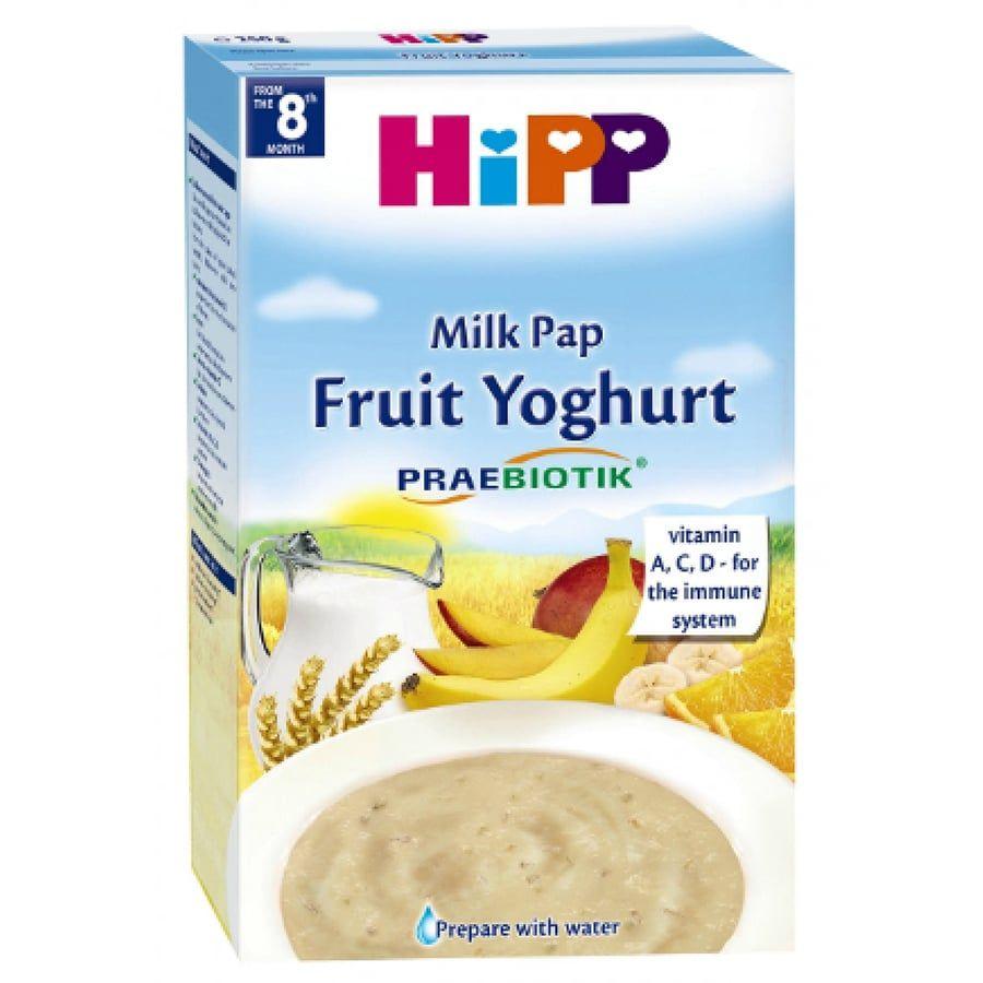 Bột Ăn Dặm Hipp Cho Trẻ Trên 8 Tháng Tuổi