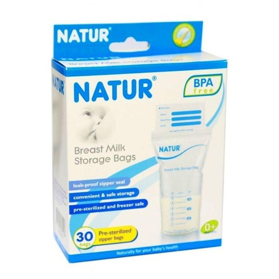 Túi Trữ Sữa Natur 150ml Hộp 30 Túi