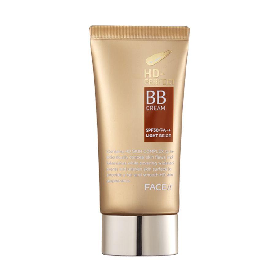 BB Cream The Face Shop HD Perfect SPF30