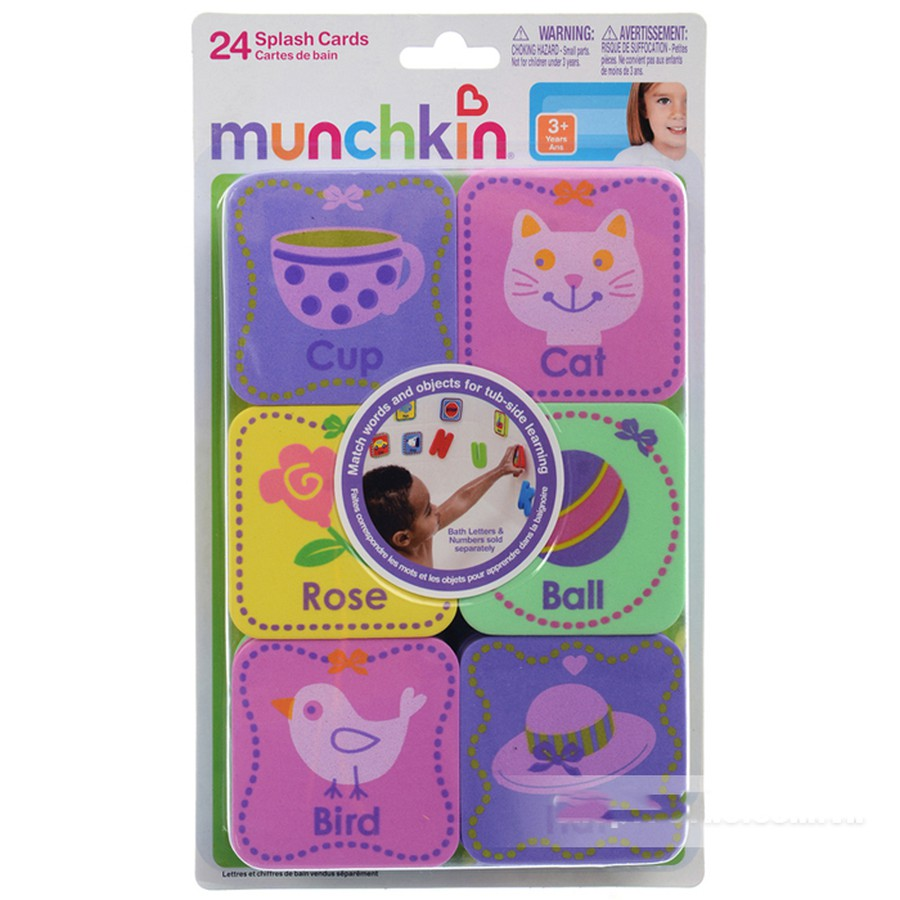 Bộ Thẻ Xốp Munchkin 42435 Bao Gồm 24 Chiếc
