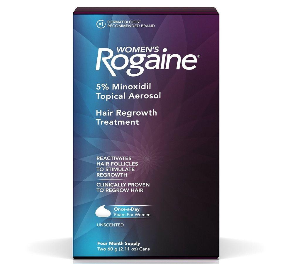 Dung Dịch Hỗ Trợ Mọc Tóc Women's Rogaine 5% Minoxidil Cho Nữ